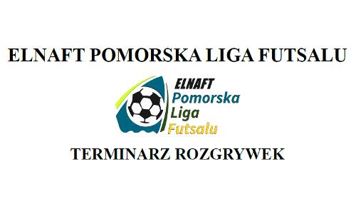 Terminarz do 11 rundy Elnaft Pomorska Liga Futsalu
